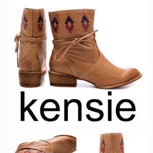 Kenzie Boho Bindi:  Aztec Tribal Bootie